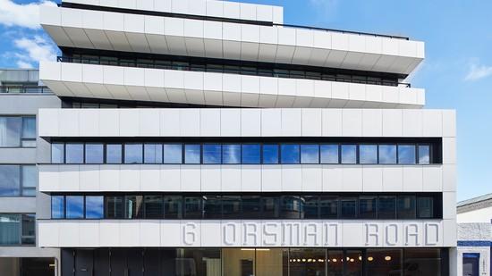 6 Orsman shortlisted for Hackney Design Awards