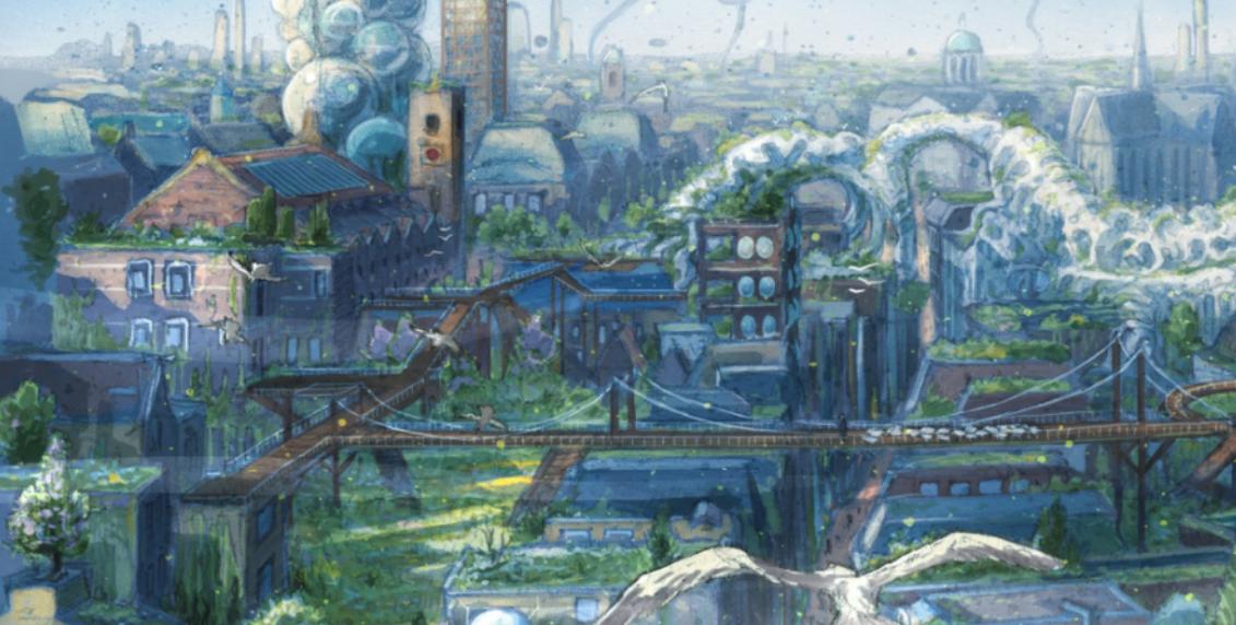Pakhuis de Zwijger The Timber City  1