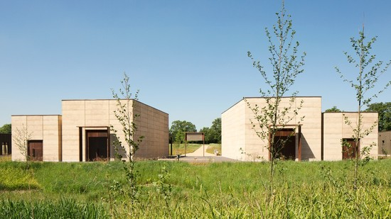 """The Times: """"Best Eco Building Designs"""""""