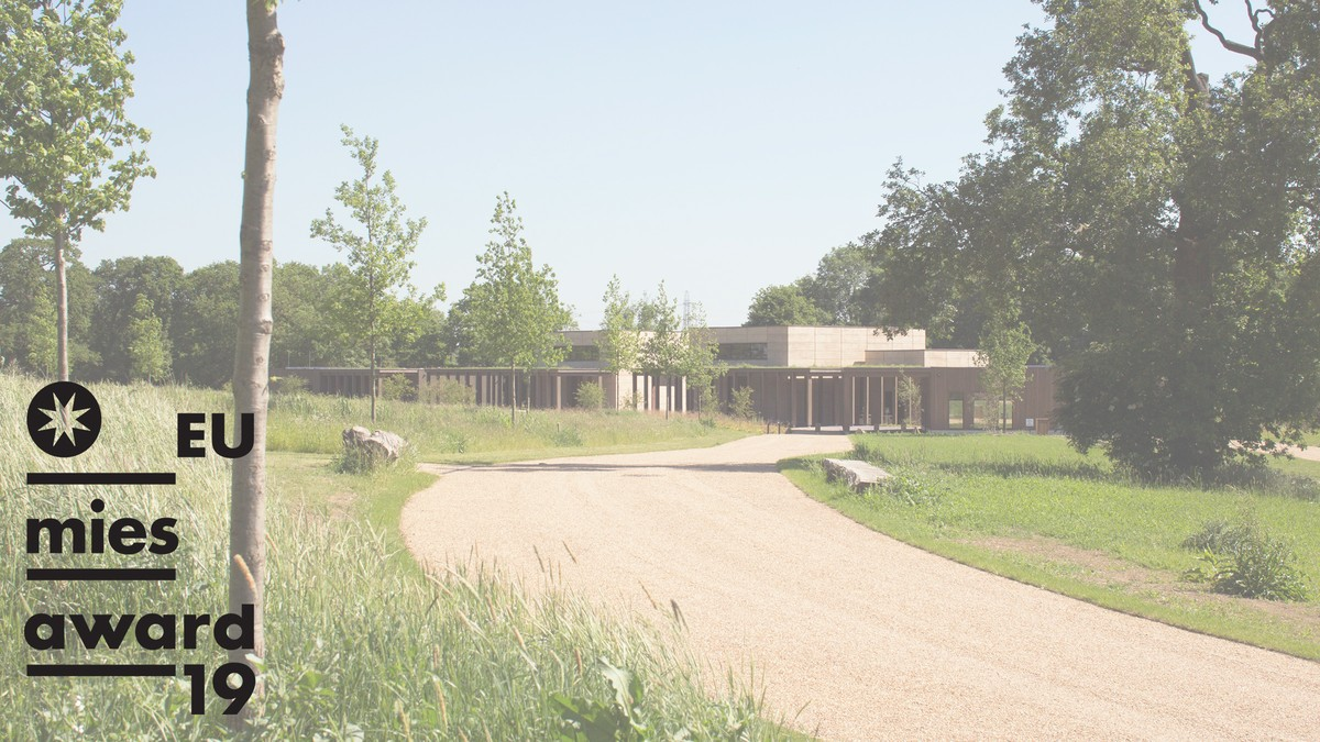 Bushey Cemetery Longlisted for the EU Mies Award 1