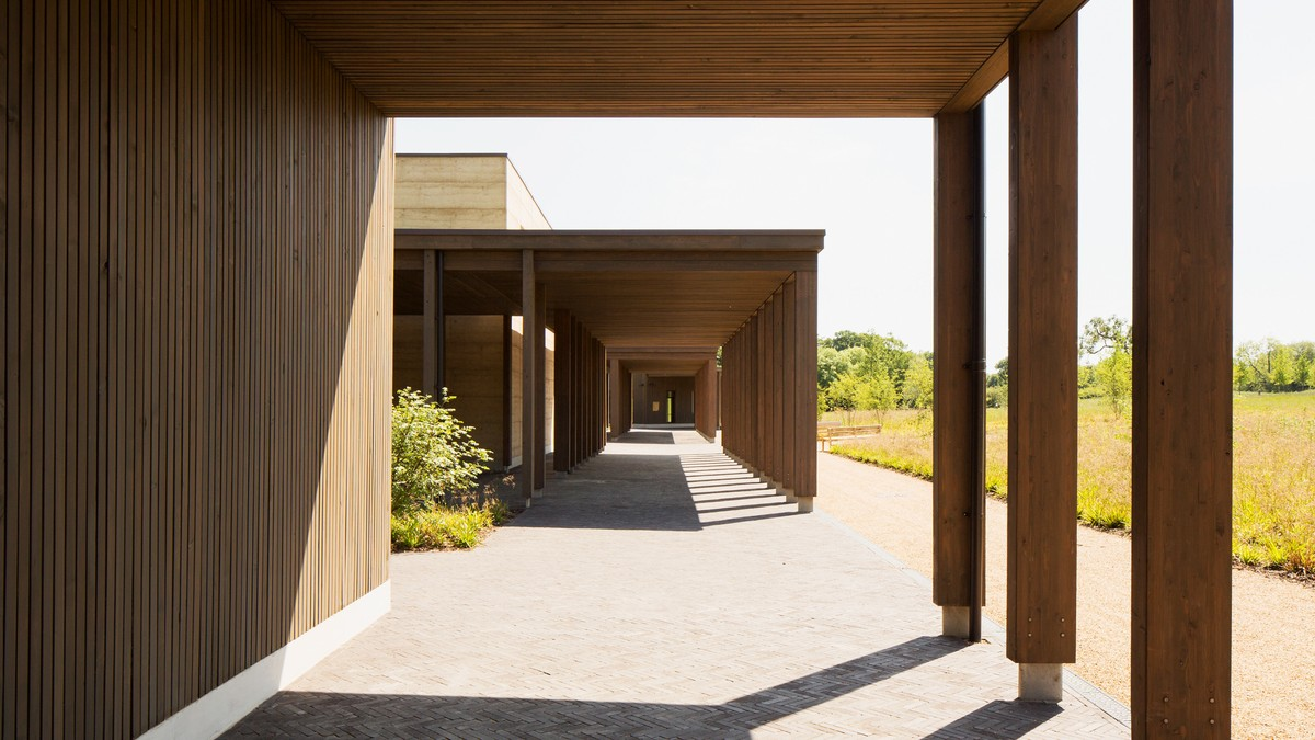 Bushey Cemetery wins RIBA East award 1