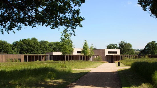 Bushey Cemetery wins RIBA National Award