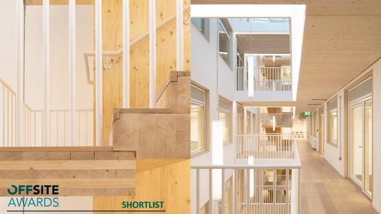Cambridge Heath shortlisted in the 2019 Offsite Awards