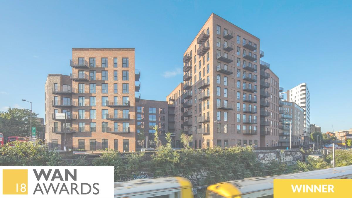 Dalston Works Wins World Architecture News Award 1
