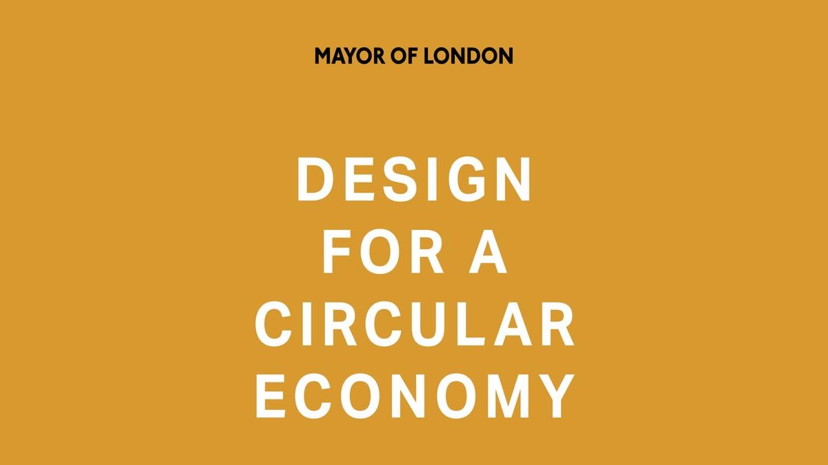 Design for a Circular Economy 1