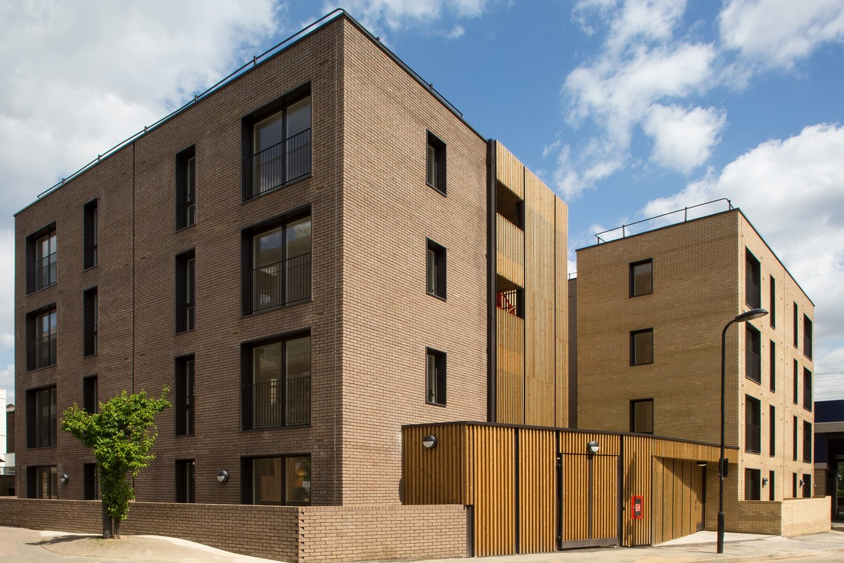 Evening Standard New Homes award for Marcon 1