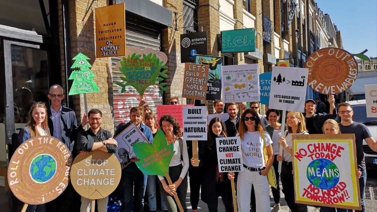 Global Climate Strike 1