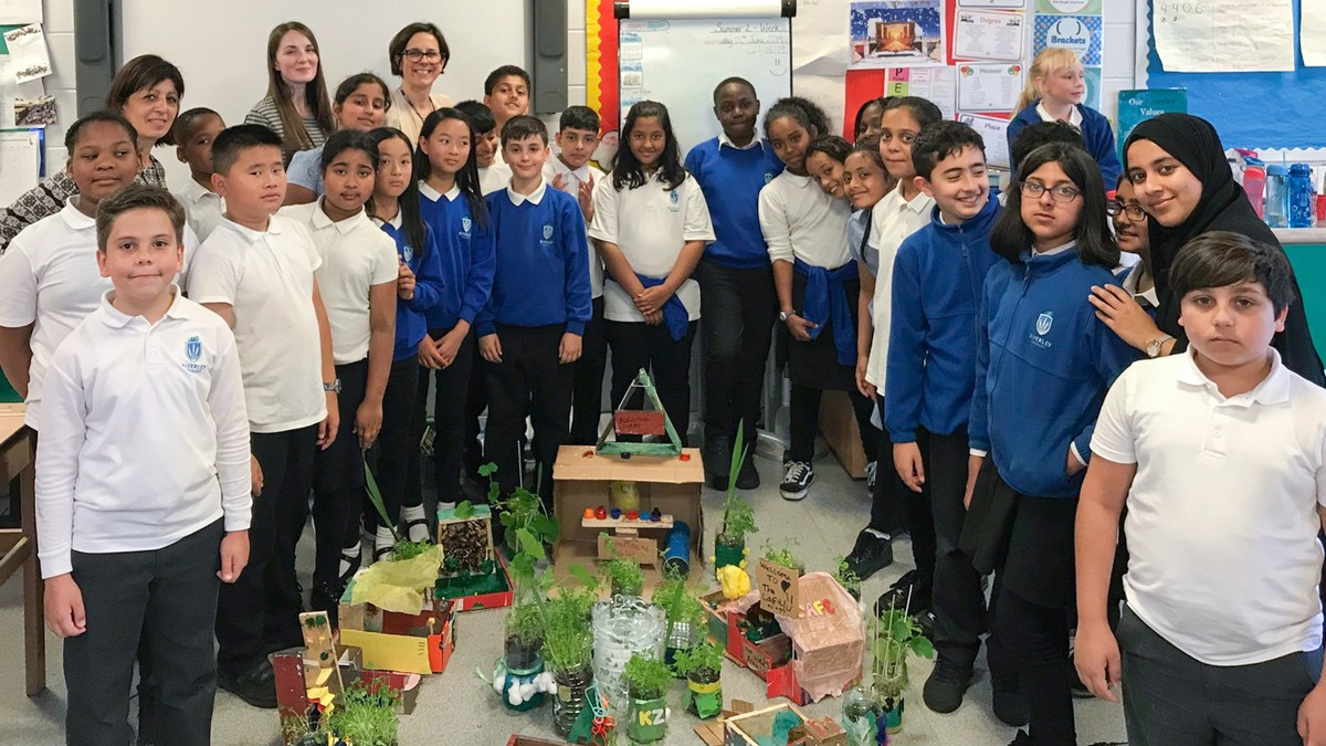 Open City Architecture in Schools Programme 1