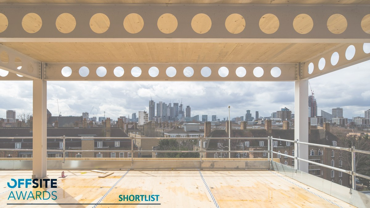 Orsman Road shortlisted in the 2019 Offsite Awards 1