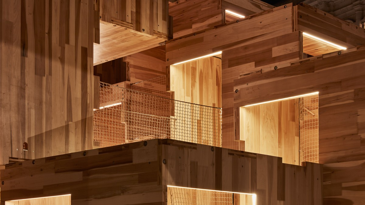 Structural Timber Awards - Pioneer of the Year 1