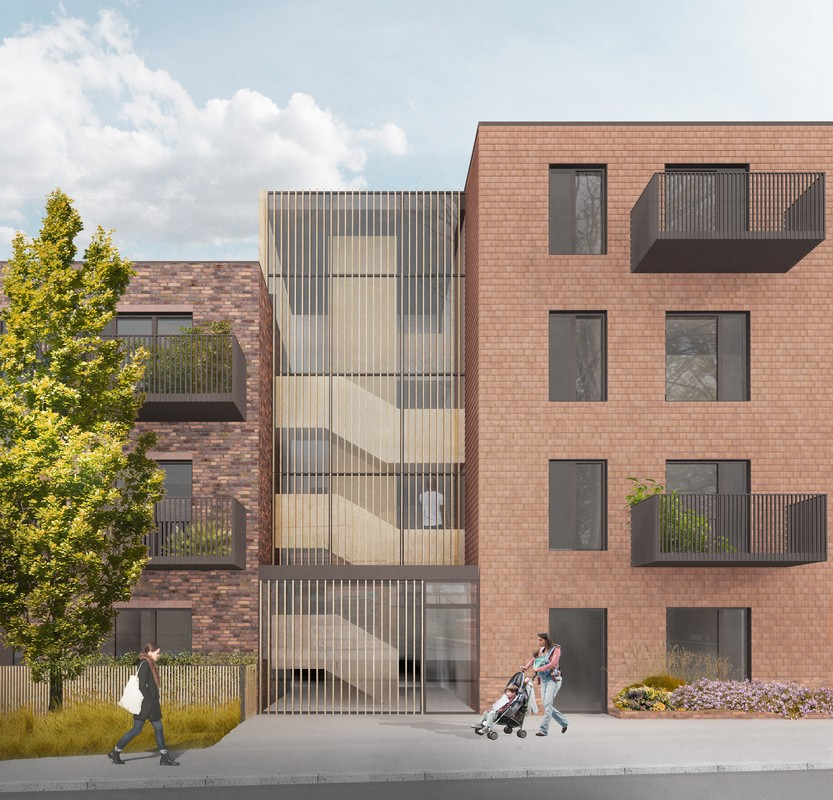 Planning approval for modular scheme in Lewisham 1