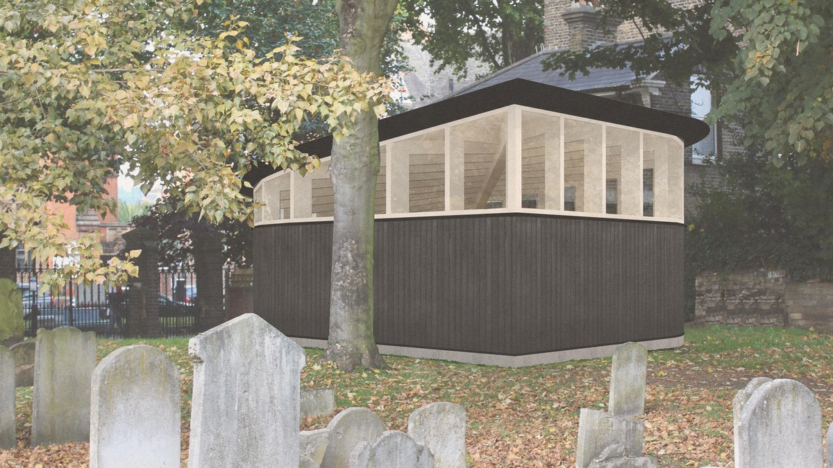 Planning permission granted for Lauriston Road Synagogue 1