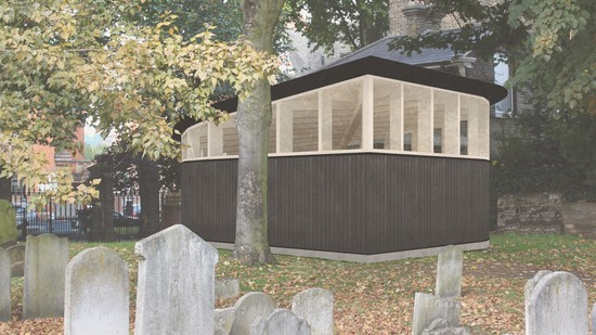 Planning permission granted for Lauriston Road Synagogue