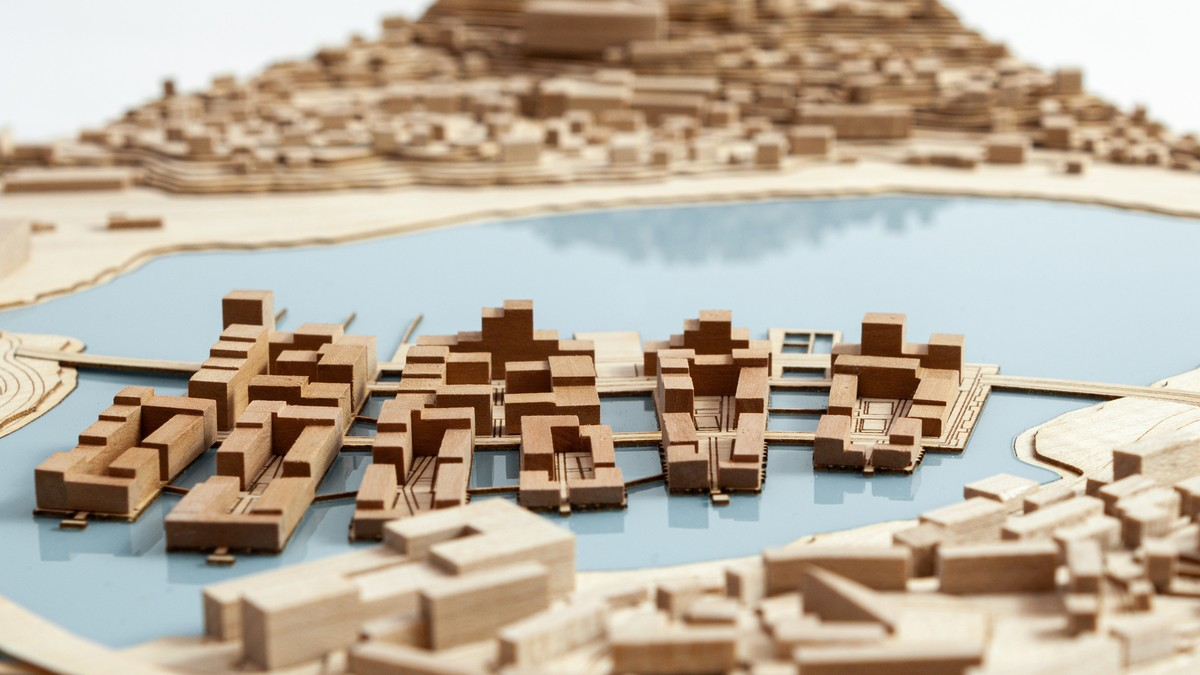Sustainable village masterplan in Bergen launched 1