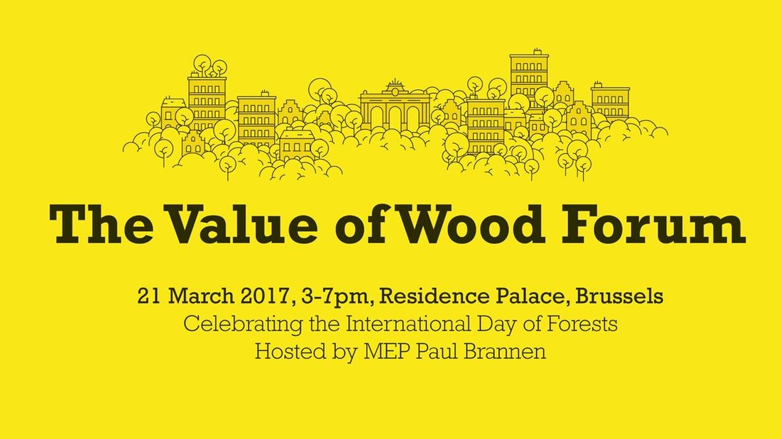 The Value of Wood Forum - Brussels