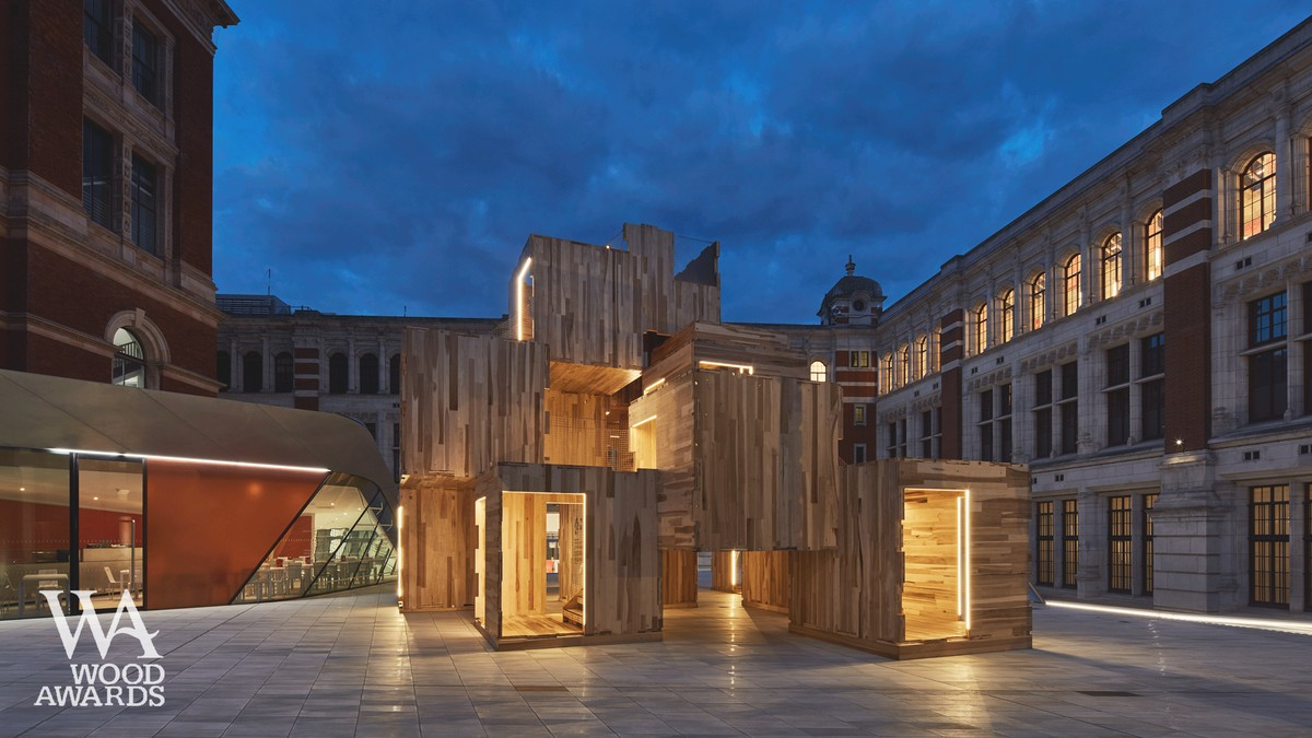 Multiply wins at the Wood Awards 1