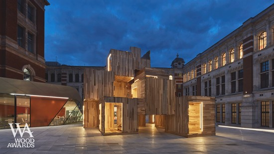Multiply wins at the Wood Awards