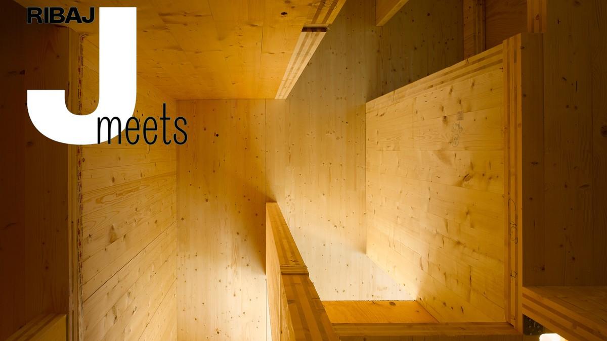 Waugh Thistleton Architects on RIBAJ Meets Podcast 1