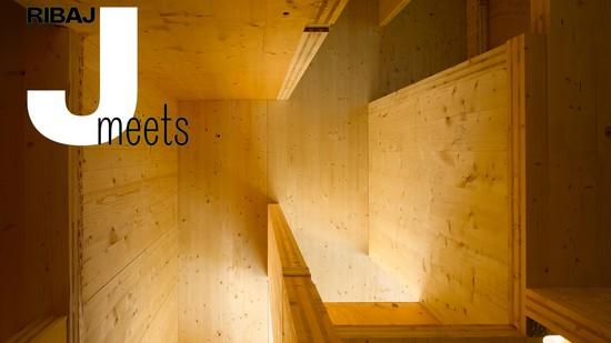 Waugh Thistleton Architects on RIBAJ Meets Podcast